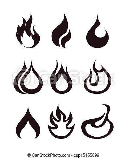 fire burning clip art