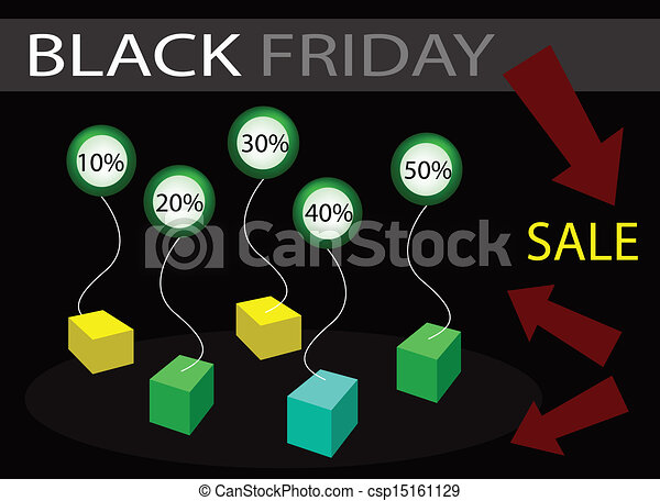 Black Friday Sales Banners Black Friday Sale Banner With