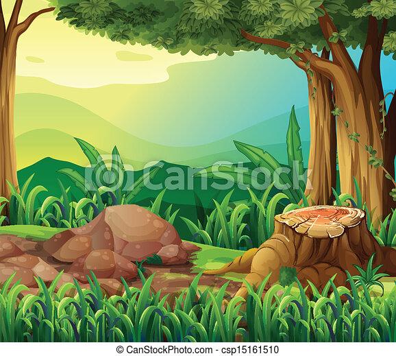 Tree trunk Stock Illustrations. 24,207 Tree trunk clip art images ...