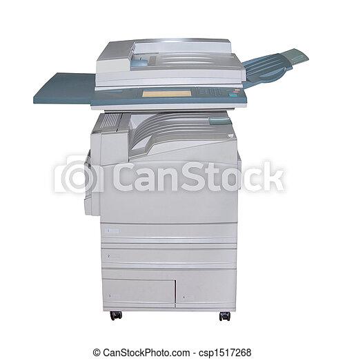 Colour laser copier - csp1517268