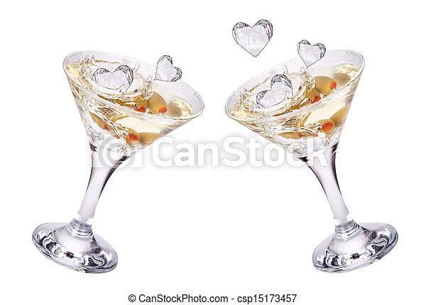 Valentines Day celebration concept - csp15173457