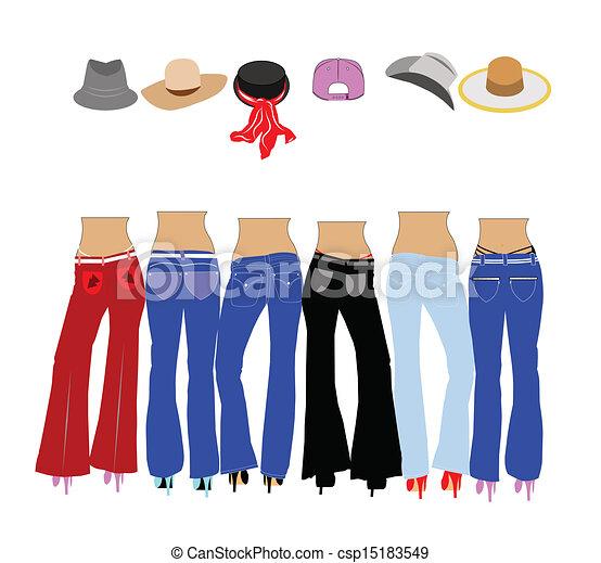 jeans - csp15183549