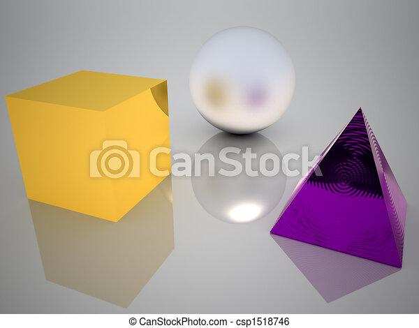 3, sólidos - csp1518746