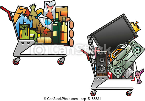 vectors of shopping carts with goods isolated on white money bags clip art free images money bags clip art free images