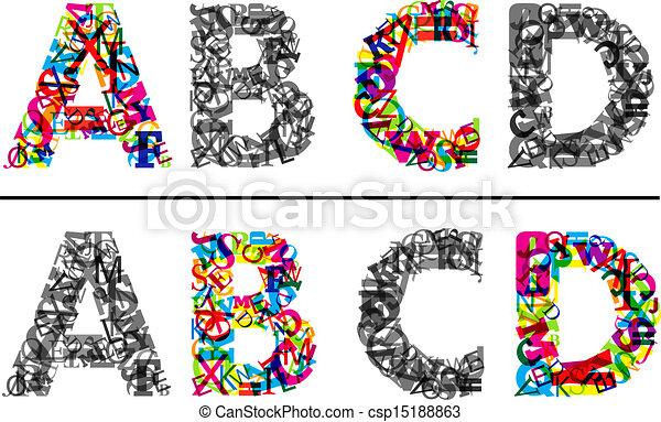 letras nach: