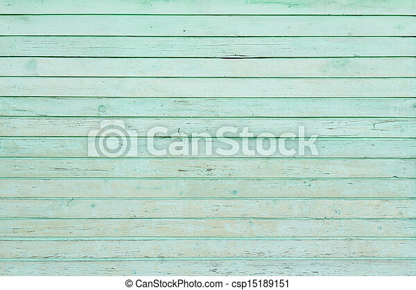 The green wood texture with natural patterns background  - csp15189151