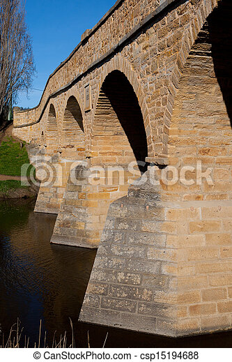 Richmond Historic Bridge - csp15194688