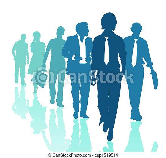 Business team - csp1519514