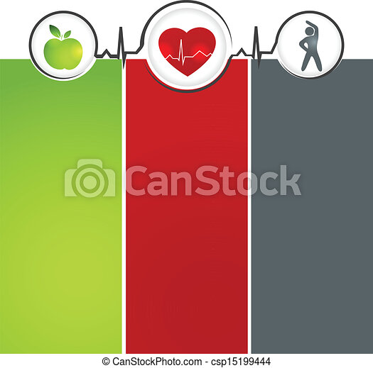 In the Workplace Wellness Clip Art