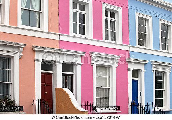 Residential street - csp15201497