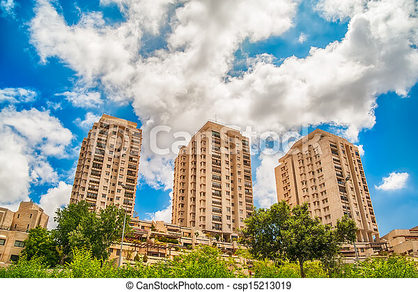 Residential houses - csp15213019