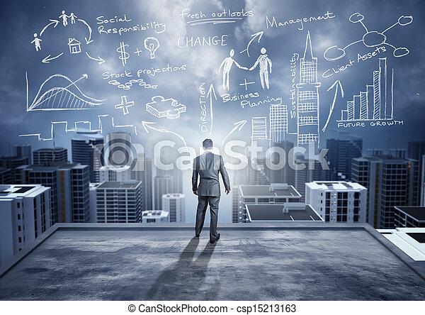 Big City Big Ideas - csp15213163