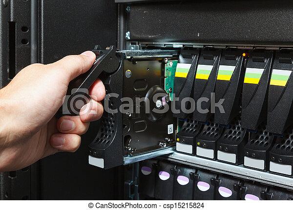 replacing a failed hard drive - csp15215824