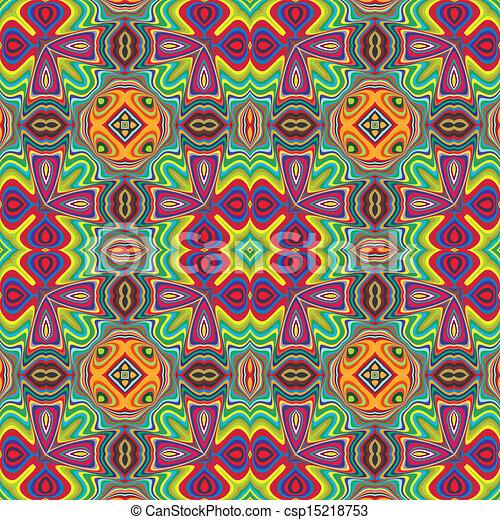 clipart vektor von muster modern indische geometric ornaments mit csp15218753 suchen. Black Bedroom Furniture Sets. Home Design Ideas