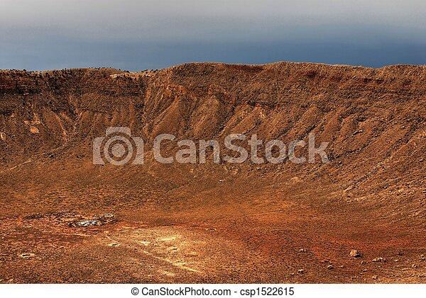 Meteor Crater - csp1522615