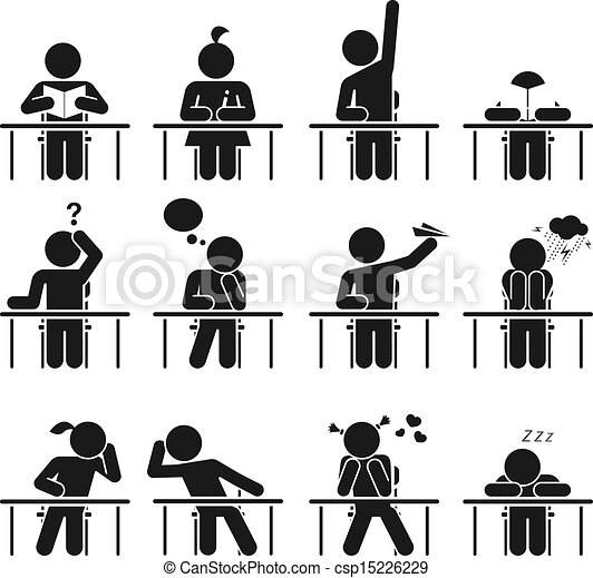 School days - csp15226229