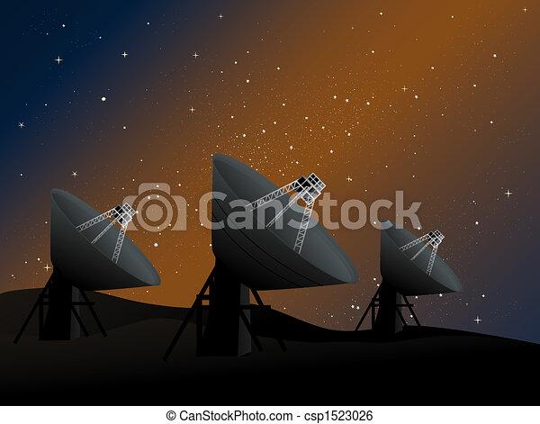 Radio Astronomy - csp1523026
