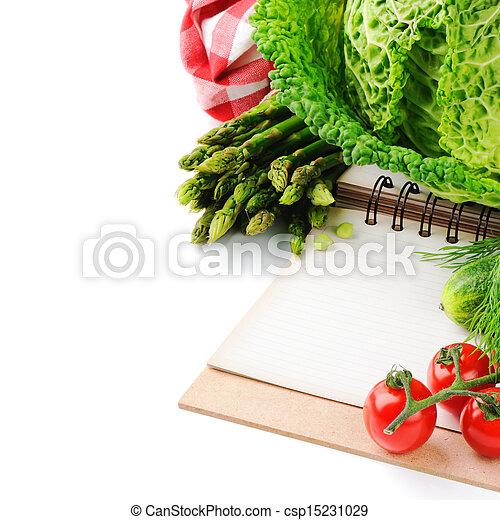 Photo de frais l gumes cuisine organique livre frais for Livre cuisine legumes