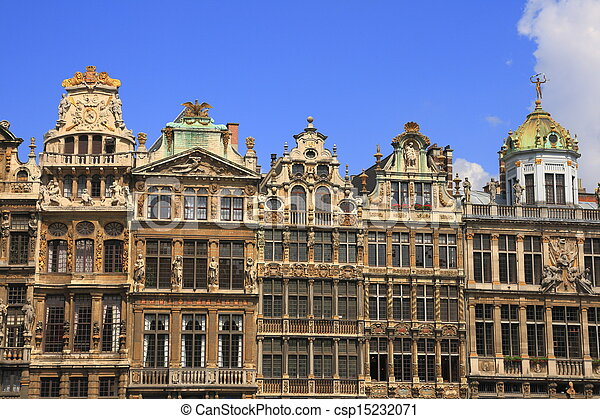 The Grand Place - csp15232071
