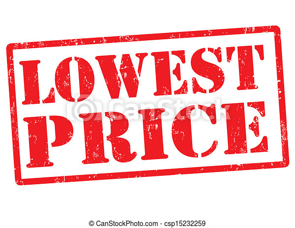 Lowest Price Icon Lowest Price Stamp
