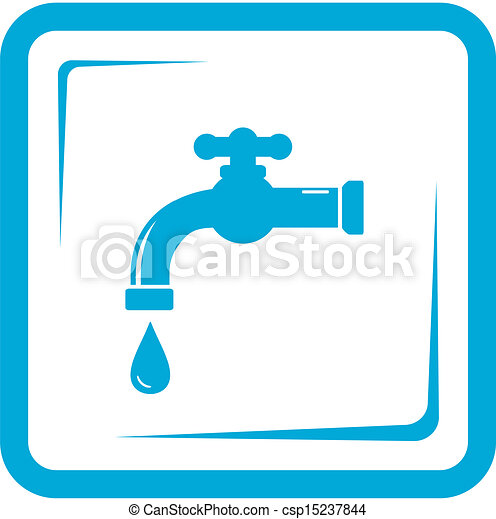 Clipart On Save Water