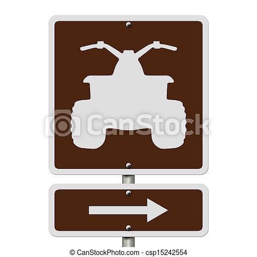 Places to ride ATV - csp15242554