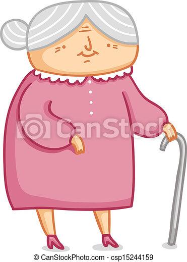 Fat grandma riding grandpa 9