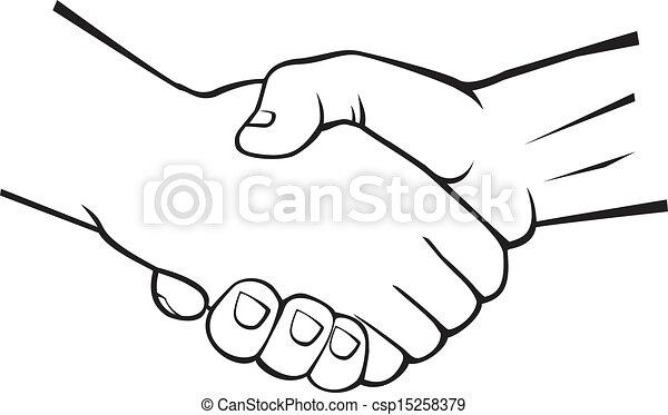 Handshaking Stock Illustrations. 22,713 Handshaking clip art ...