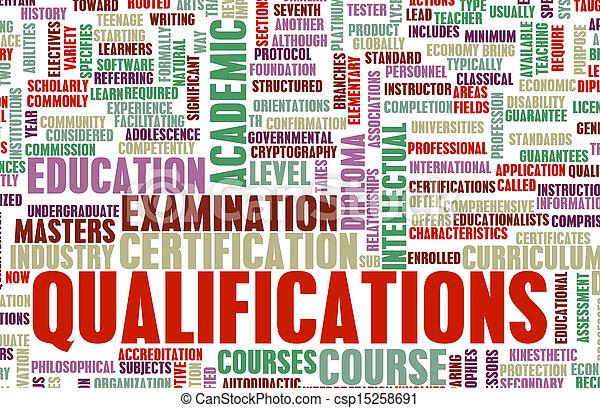 qualifications asian job