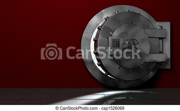 security safe - csp1526069