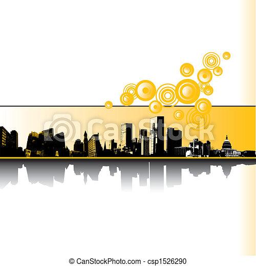 City Grunge  - csp1526290