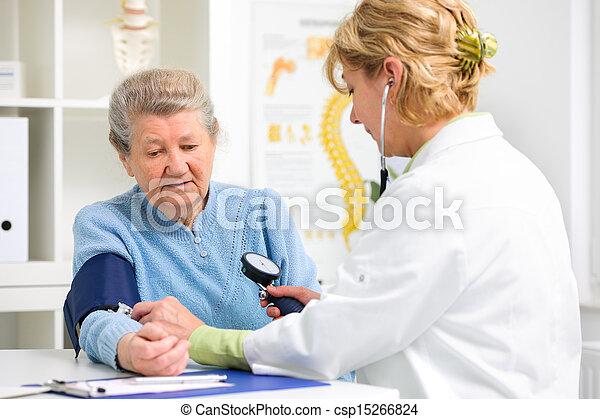 Medical exam - csp15266824