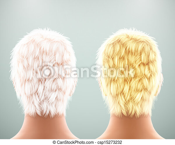 Back Head Drawing Back of Head Csp15273232