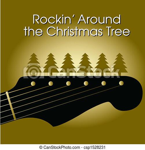 Christmas tree vector - csp1528231
