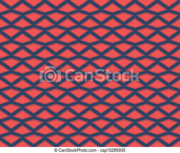 cuadrícula, polígonos - csp15285935