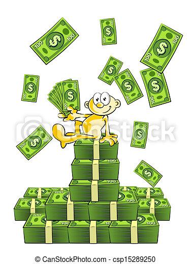 aus geld noch mehr geld machen