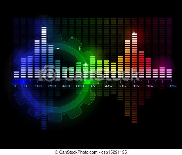 background dj beats