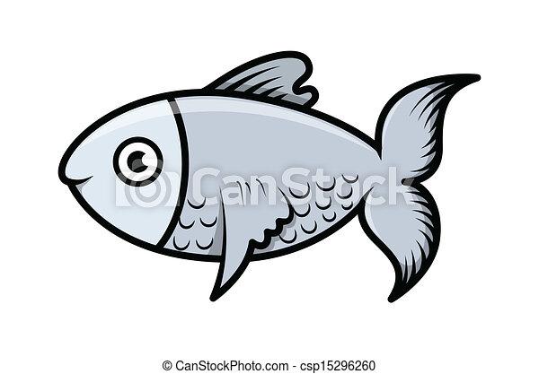 Art Simple Drawing Drawing Art of Cartoon Fish