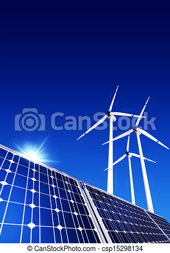 green energy - csp15298134
