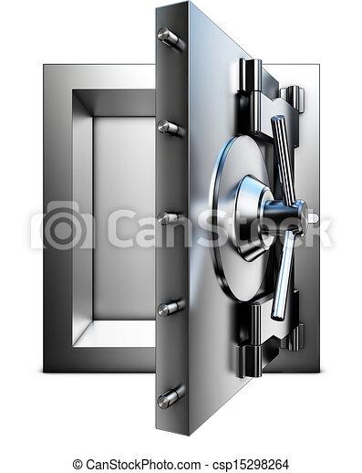 how to open vault 3