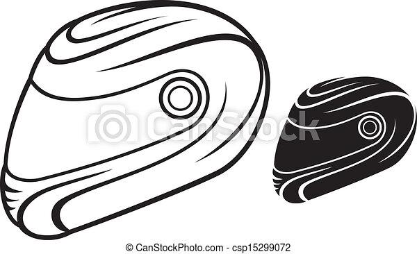 Motorcycle Helmet Clipart Motorcycle Helmet Vector