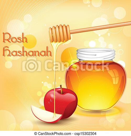 Rosh Hashanah - csp15302304