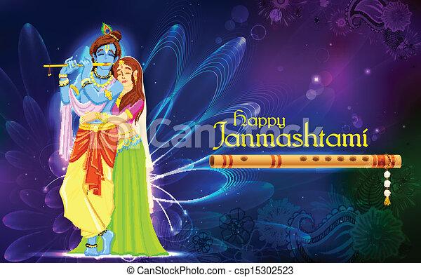 Easy Lord Krishna And Radha Paintings Radha And Lord Krishna on