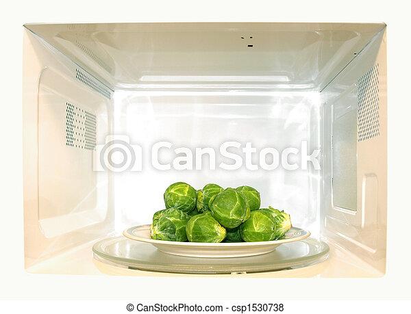 Microwave oven - csp1530738