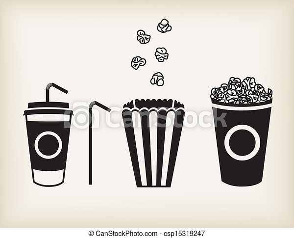 how to draw a soda clip art cup