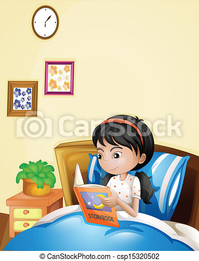 vector clipart of a young lady reading a storybook in her baby wrapped in blanket clipart Baby Boy Clip Art