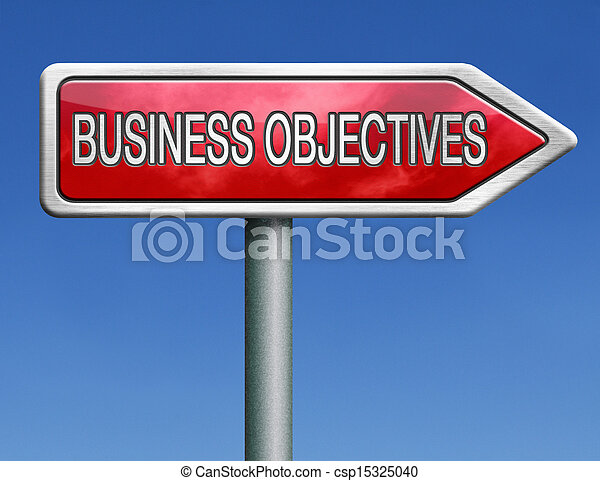 business objectives - csp15325040