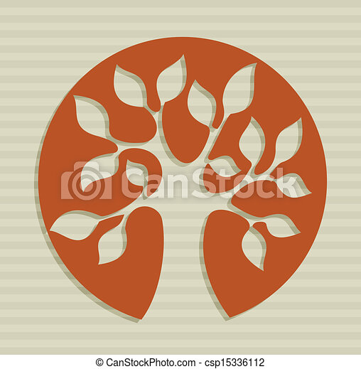 Easy Abstract Tree Drawings Abstract Leaf Tree Design