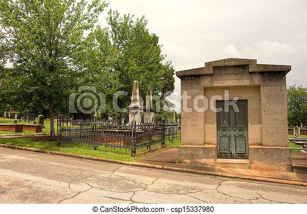 Historic Springwood Cemetery - csp15337980
