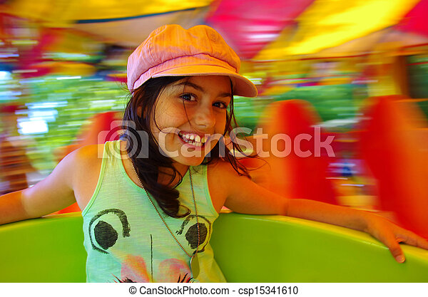 Carousel Fun - csp15341610
